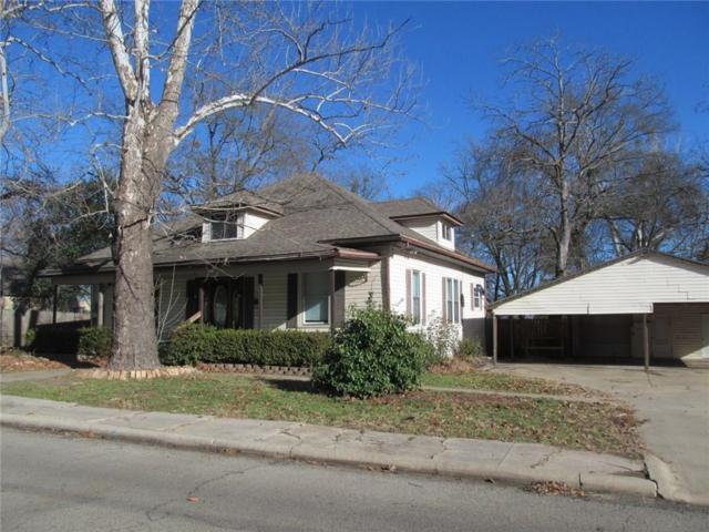 500 N Walnut Street, Winnsboro, TX 75494 (MLS #13762269) :: Team Hodnett