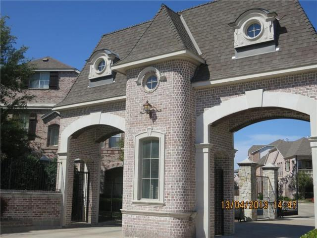 18205 Frankford Lakes Circle, Dallas, TX 75252 (MLS #13762419) :: Team Hodnett