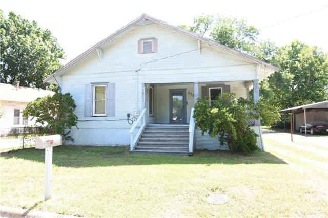 812 Ritchey Street, Gainesville, TX 76240 (MLS #13762712) :: Team Hodnett