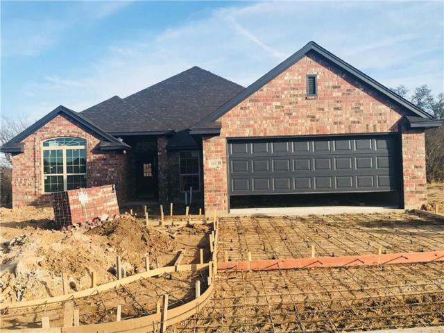 1604 Town Creek Circle, Weatherford, TX 76086 (MLS #13762746) :: Team Hodnett