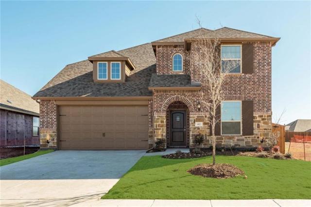 412 Zion Parkway, Celina, TX 75009 (MLS #13762850) :: Team Hodnett