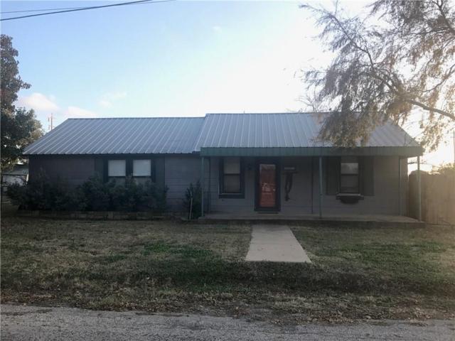 1401 E Wheeler Street, Breckenridge, TX 76424 (MLS #13763162) :: Team Hodnett