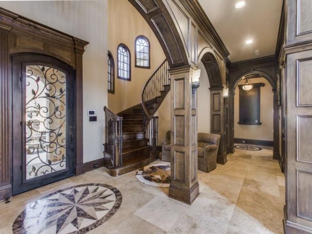 8701 Baltusrol Drive, Flower Mound, TX 75022 (MLS #13763212) :: Real Estate By Design