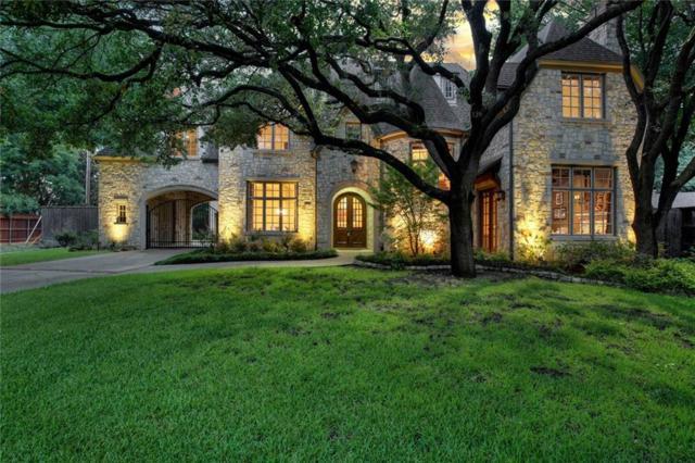 10842 Camellia Drive, Dallas, TX 75230 (MLS #13763708) :: Team Hodnett