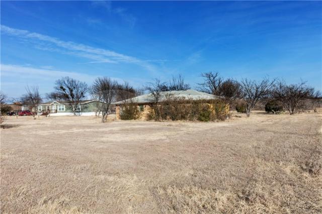 673 Robinson Road, Ponder, TX 76259 (MLS #13764296) :: Team Hodnett