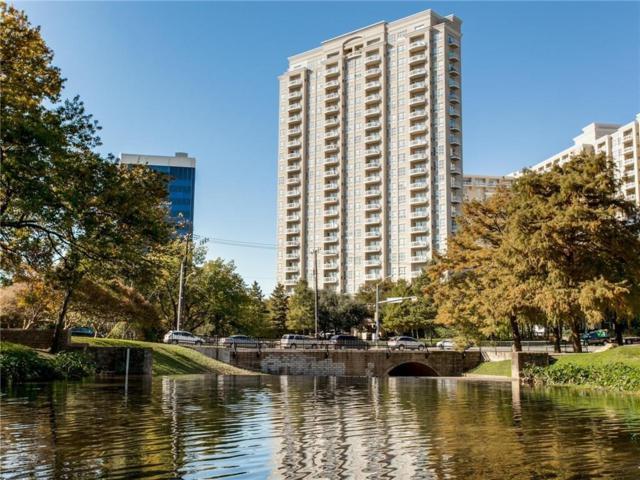 3225 Turtle Creek Boulevard #1443, Dallas, TX 75219 (MLS #13764483) :: Kindle Realty