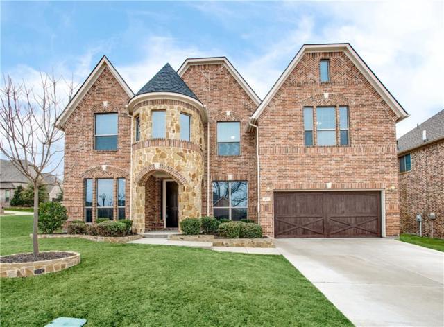 401 Park Meadow Lane, Mckinney, TX 75071 (MLS #13764973) :: Team Hodnett