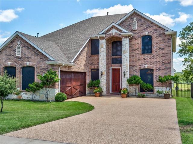 918 Thistle Hill Trail, Weatherford, TX 76087 (MLS #13766446) :: Team Hodnett