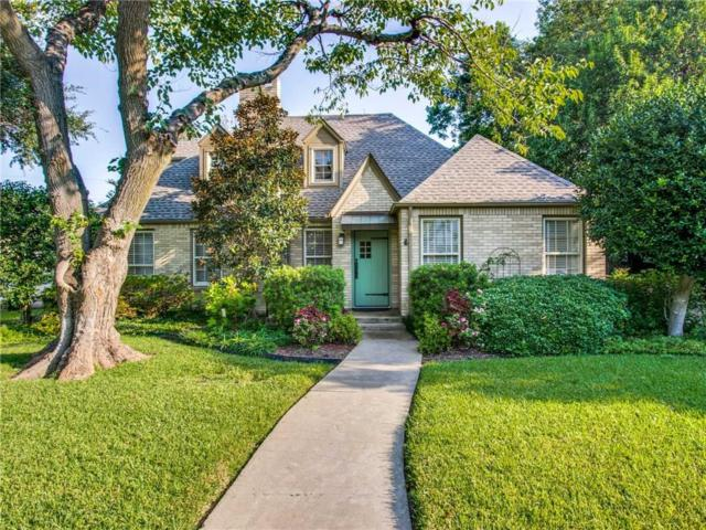 3208 Lamesa Place, Fort Worth, TX 76109 (MLS #13766468) :: The Real Estate Station