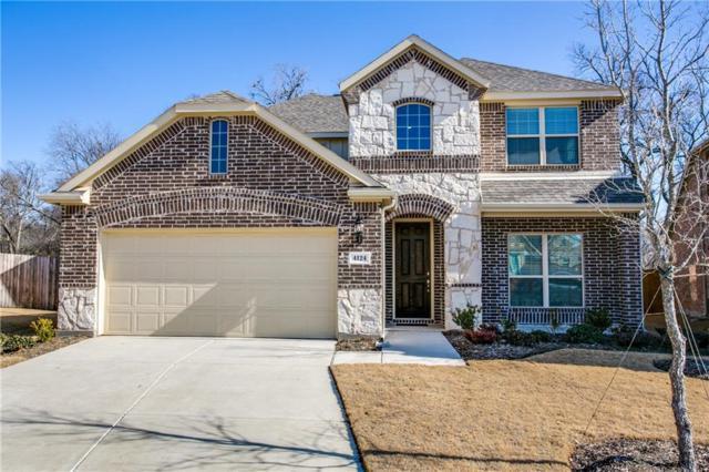 4124 Dominion Ridge Drive, Mckinney, TX 75071 (MLS #13766516) :: Team Hodnett