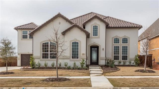 7155 Shoestring Drive, Frisco, TX 75034 (MLS #13766568) :: Team Hodnett