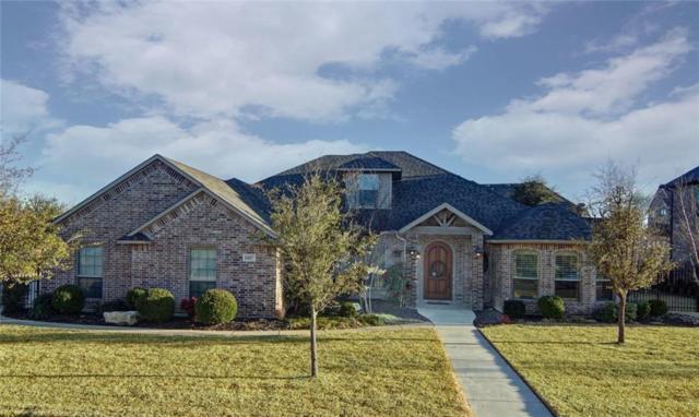 10817 Hawkins Home Boulevard, Benbrook, TX 76126 (MLS #13767250) :: Potts Realty Group