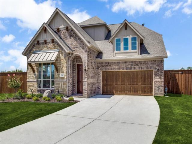 3311 Stone Canyon Drive, Mansfield, TX 76063 (MLS #13767273) :: Team Hodnett