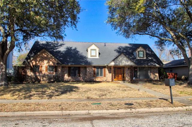 3911 Candlenut Lane, Dallas, TX 75244 (MLS #13767304) :: Team Hodnett