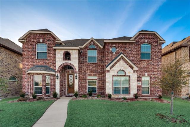 125 Lake Trail Drive, Red Oak, TX 75154 (MLS #13767705) :: Team Hodnett
