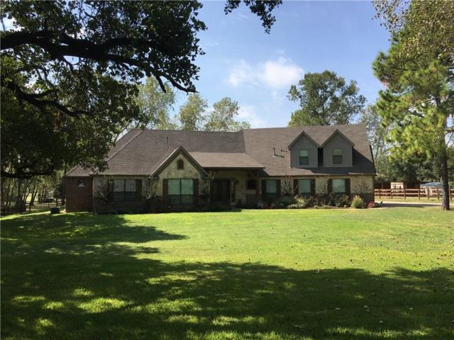 1040 Mount Gilead Road, Keller, TX 76262 (MLS #13767740) :: Team Hodnett