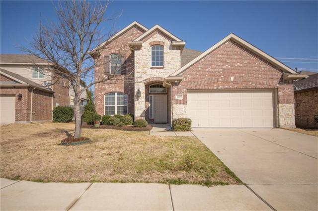 1205 Meadowlark Drive, Little Elm, TX 75068 (MLS #13768750) :: Team Hodnett