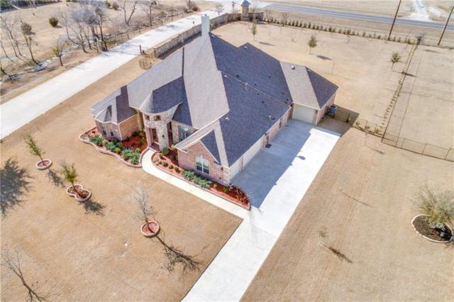 101 Las Colinas Trail, Cross Roads, TX 76227 (MLS #13768878) :: Kindle Realty