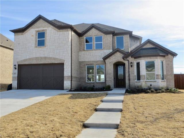 411 Oxford Place, Prosper, TX 75078 (MLS #13769452) :: Team Hodnett