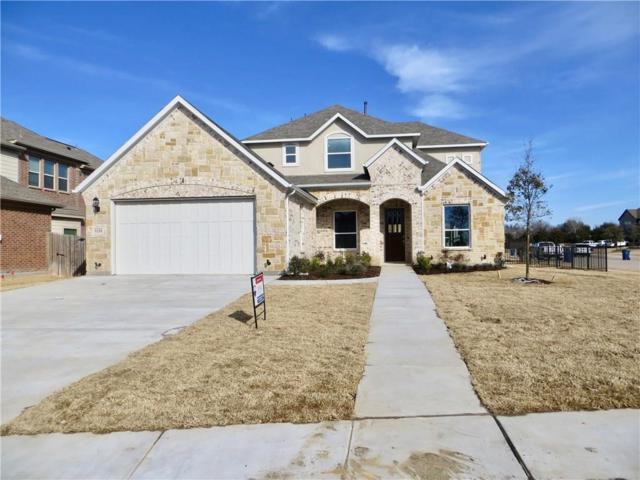 1130 Somerset Way, Prosper, TX 75078 (MLS #13769475) :: Team Hodnett
