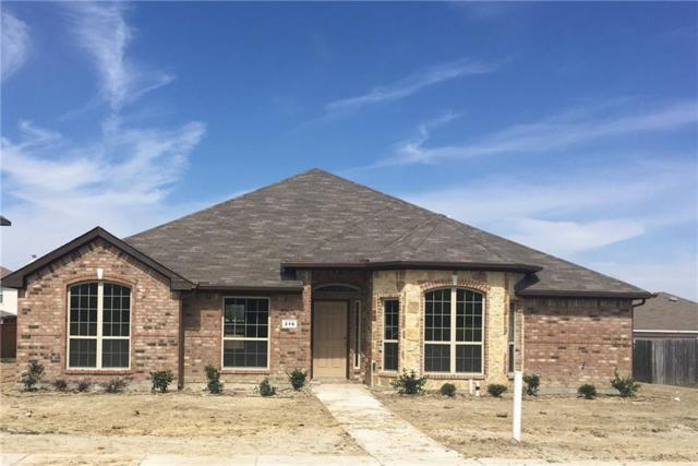 216 Santo Drive, Royse City, TX 75189 (MLS #13770312) :: Team Hodnett
