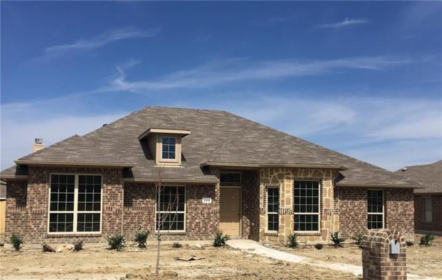 208 Santo Drive, Royse City, TX 75189 (MLS #13770551) :: Team Hodnett