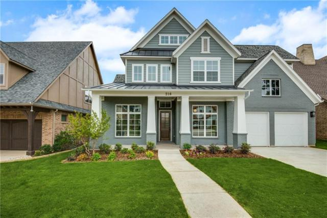 216 Boonesville Bend, Argyle, TX 76226 (MLS #13770642) :: The Real Estate Station