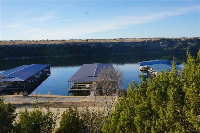 Lt 132 Melbourne Trail, Possum Kingdom Lake, TX 76449 (MLS #13770923) :: Team Hodnett