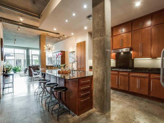 3030 Bryan Street #304, Dallas, TX 75204 (MLS #13771124) :: Magnolia Realty