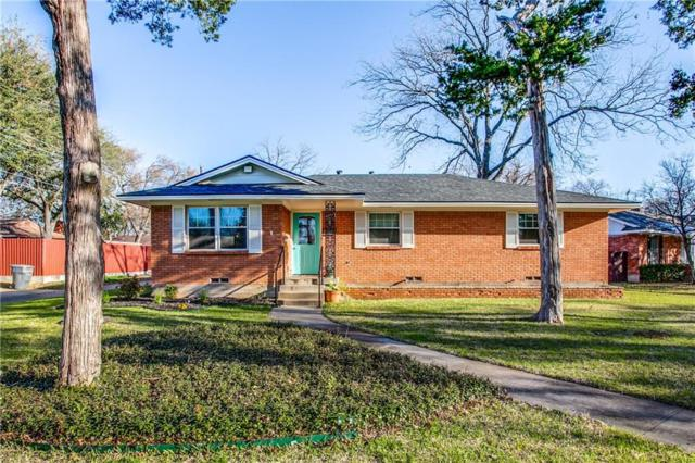 3215 Cliffoak Drive, Dallas, TX 75233 (MLS #13771174) :: Team Hodnett