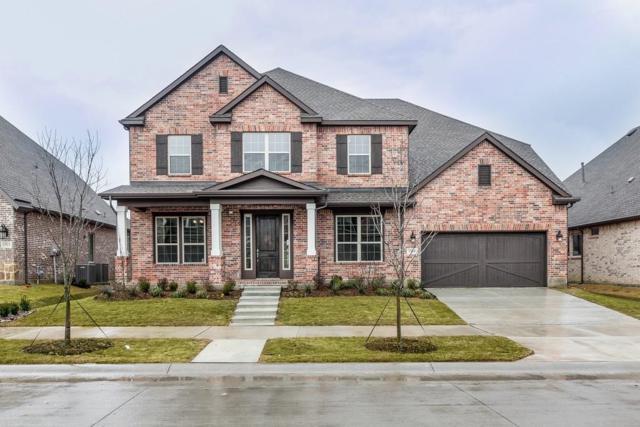 1508 6th Street, Argyle, TX 76226 (MLS #13771187) :: Team Hodnett