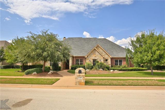 2310 Valholla Court, Abilene, TX 79606 (MLS #13771531) :: The Paula Jones Team | RE/MAX of Abilene