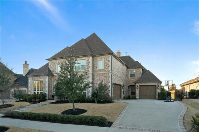 12761 Hawktree Road, Frisco, TX 75033 (MLS #13772134) :: Team Hodnett