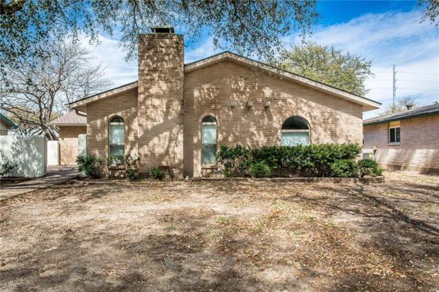 2913 Teakwood Drive, Garland, TX 75044 (MLS #13772314) :: Team Hodnett