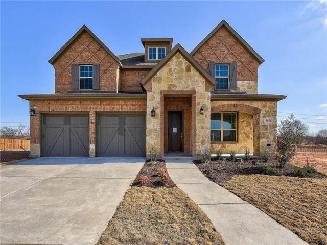 5864 Austin Waters, The Colony, TX 75056 (MLS #13772467) :: Team Hodnett