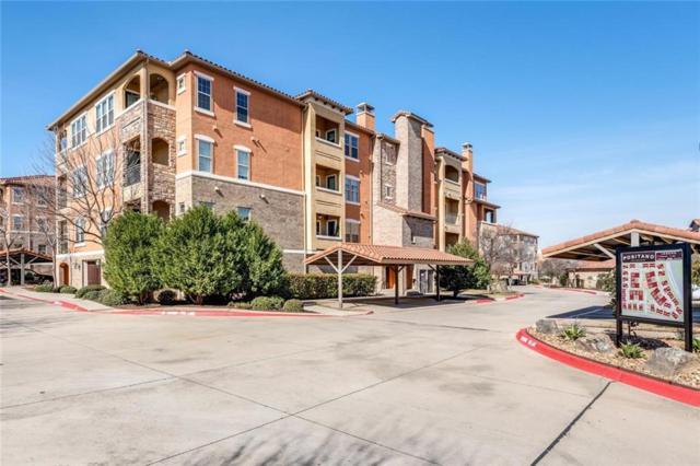 610 Via Ravello #307, Irving, TX 75039 (MLS #13772505) :: Team Hodnett