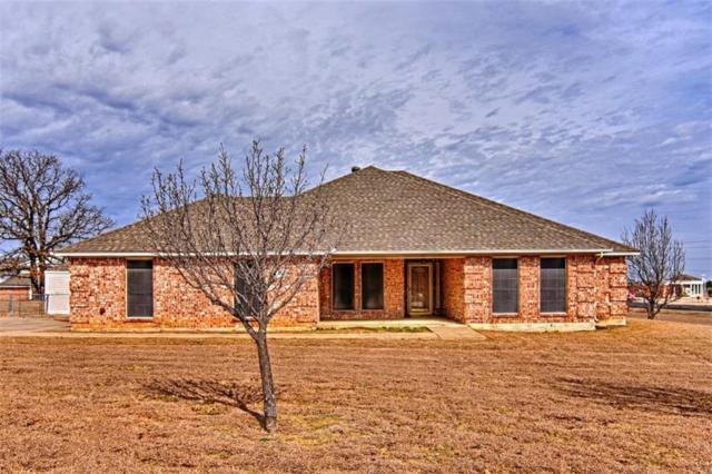 100 Wood Oak Drive, Joshua, TX 76058 (MLS #13772628) :: Team Hodnett