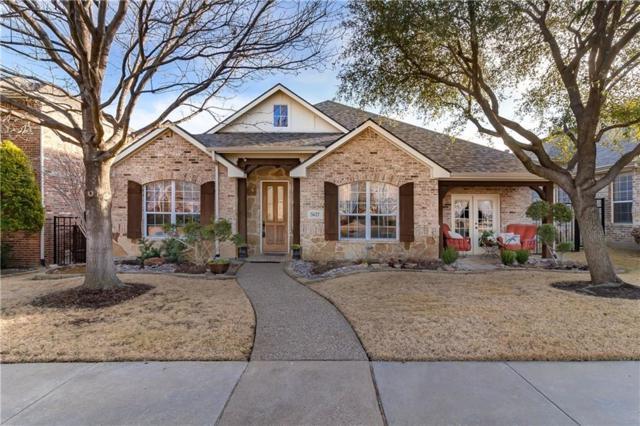 5627 Wendover Drive, Frisco, TX 75034 (MLS #13772979) :: Team Hodnett