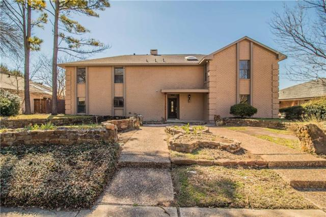 2512 Sierra Lane, Plano, TX 75075 (MLS #13773347) :: Robbins Real Estate Group
