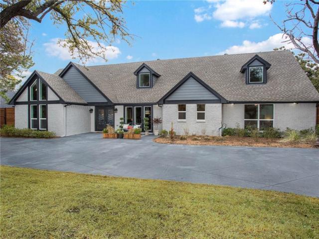 5928 Club Oaks Drive, Dallas, TX 75248 (MLS #13773421) :: Team Hodnett