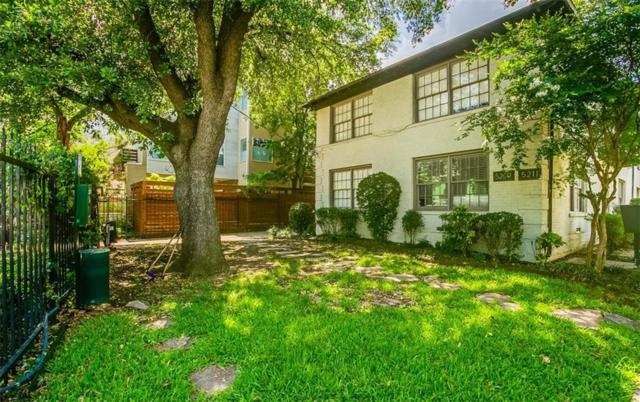 5209 Capitol Avenue, Dallas, TX 75206 (MLS #13773960) :: Team Hodnett