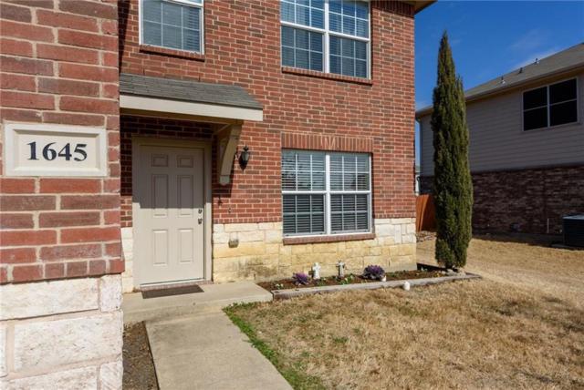 1645 Dream Catcher Way, Krum, TX 76249 (MLS #13774033) :: North Texas Team   RE/MAX Advantage