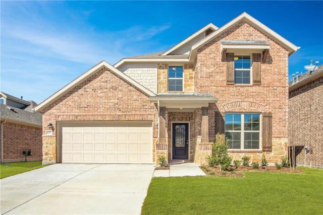 1717 Meadow Trail Lane, Aubrey, TX 76227 (MLS #13774080) :: Team Hodnett