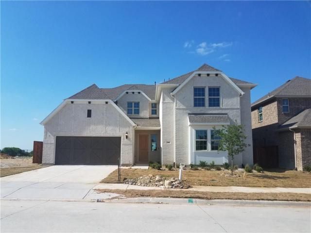 708 Lawndale, Celina, TX 75009 (MLS #13774345) :: Team Hodnett