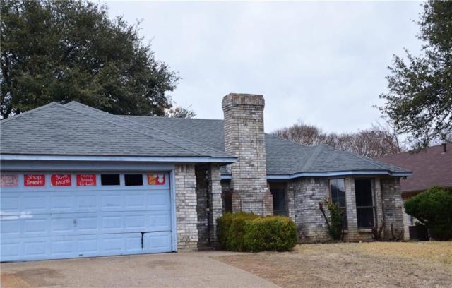 1512 Willow Park Drive, Fort Worth, TX 76134 (MLS #13774373) :: Team Hodnett