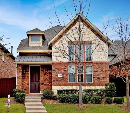 4332 Kestrel Way, Carrollton, TX 75010 (MLS #13775340) :: Team Hodnett