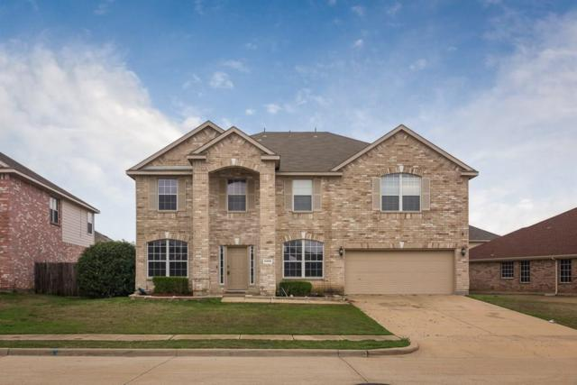 2406 Windcastle Drive, Mansfield, TX 76063 (MLS #13775719) :: Team Hodnett