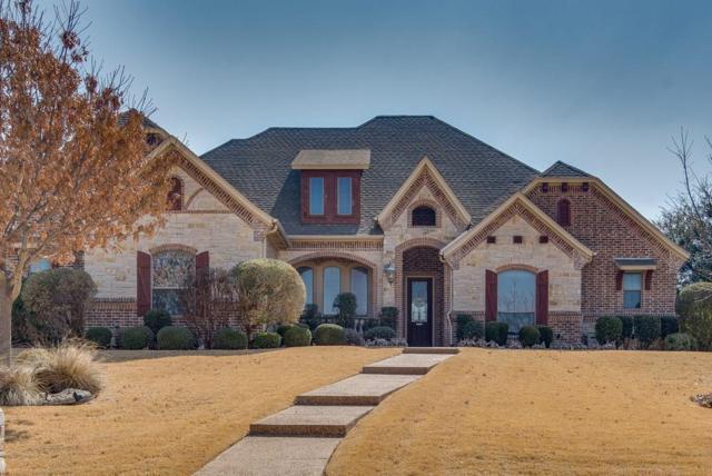 225 Arbor Lane, Haslet, TX 76052 (MLS #13775747) :: Team Hodnett