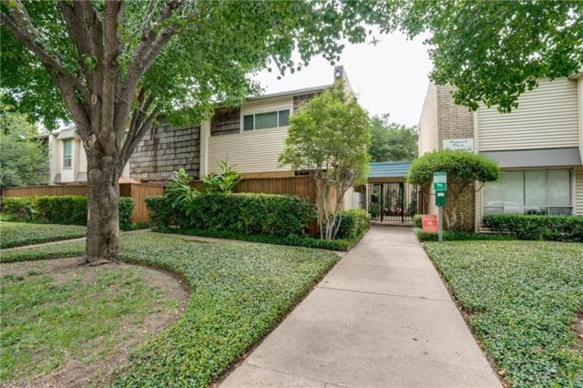 2710 Douglas Avenue #114, Dallas, TX 75219 (MLS #13776586) :: Magnolia Realty