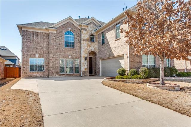 6955 Seabreeze Drive, Grand Prairie, TX 75054 (MLS #13777033) :: Team Hodnett